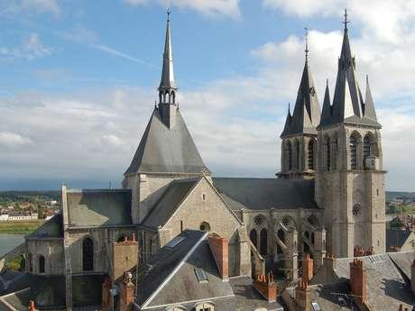 Blois - Parcours Les Flèches St Nicolas