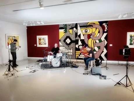 Musées en musique - Brunch-concert de Boom Bam Picks et visite guidée de l'expo Botero
