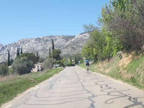 Cyclo - Les trois massifs