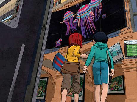 Jill et Hanako Albaredes Memoria