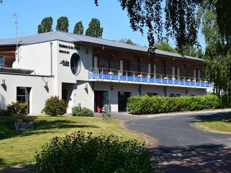 Centre Sportif de l'Aube - Côté Lacs : Résidence du Lac d'Orient