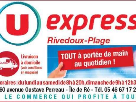 U EXPRESS - RIVEDOUX PLAGE