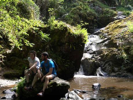 GPR Des Monts de Guéret - Boucle de l'eau