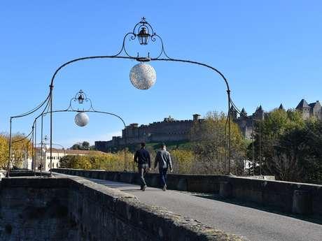 Les Berges de l'Aude:Mayrevieillle- Pont Vieux-Païcherou