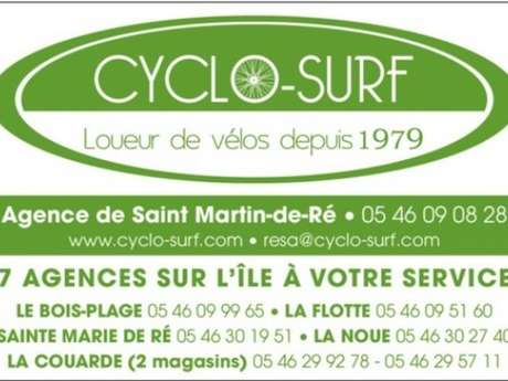 CYCLO SURF A SAINT-MARTIN - COURS PASTEUR