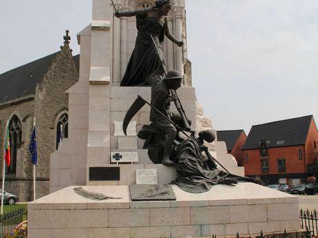 Le monument commémoratif portugais