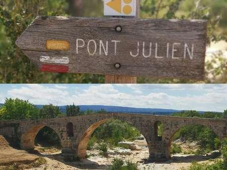 Apt - Le Pont Julien