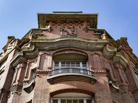 Les Grands magasins de Douai : A l'Homme de Fer