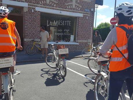 Echappée à vélo électrique - De la ferme à la mine
