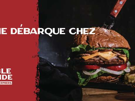 Table Ronde Burgers Fermiers