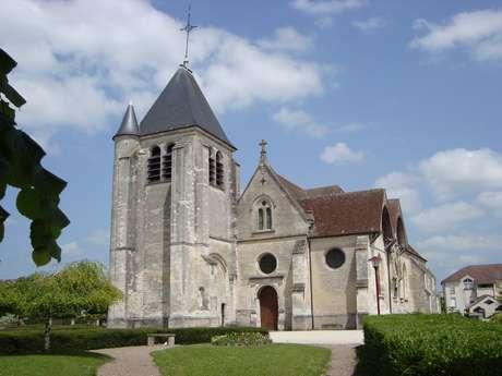 Eglise Saint-Parres