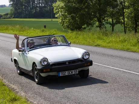 Escapades en véhicules vintage - Sur les chemins de la Sensée