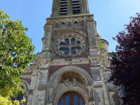 Eglise St Nicolas - ROMBIES ET MARCHIPONT