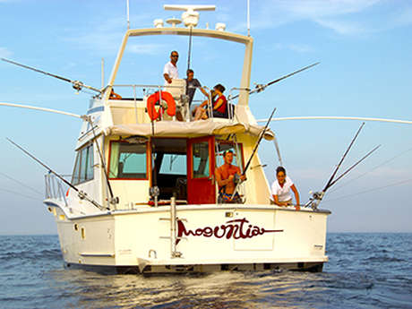 Deep sea fishing