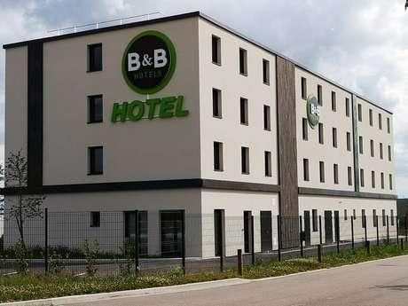 Hôtel B & B Troyes Magasins d'usine