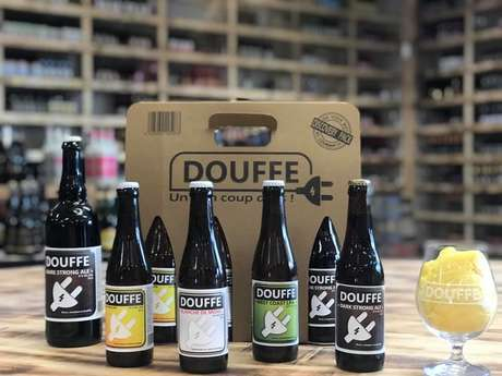 La Douffe / Les caves de saint-Georges
