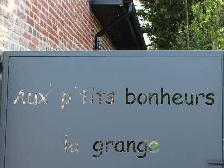 Aux P'tits Bonheurs La Grange