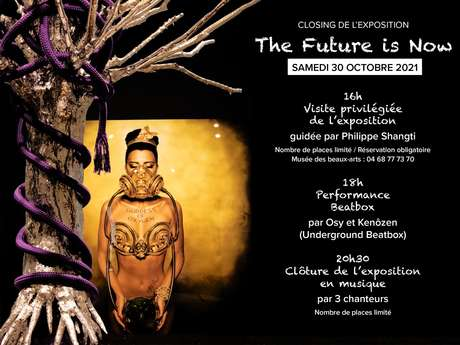 CLOSING - EXPO THE FUTUR IS NOW