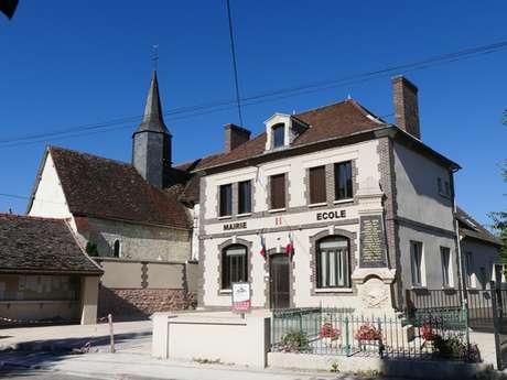 Mairie Le Pavillon-Sainte-Julie