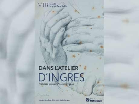 Exhibition - Dans l'atelier d'Ingres