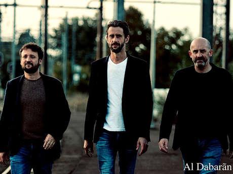 Festival Eclats de musique - Al Dabarãn Trio