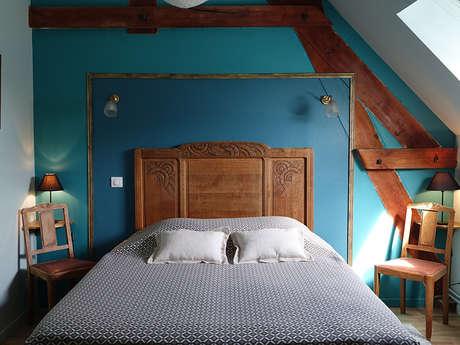 "Chambres d'hôtes La Ferme ""Les Caperies"""
