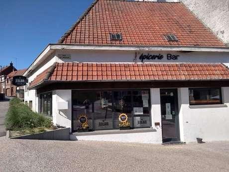 L'épicerie Bar de Sebourg
