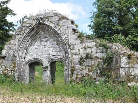 Chapelle Saint-Maudé - vestiges