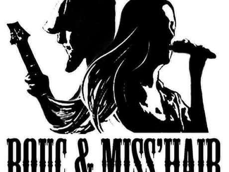 Bouc et Miss Hair chez Jules et Madeleine
