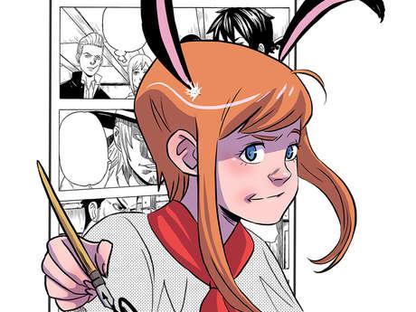 Stages Manga/Héroïc Fantasy/BD 3D (confirmé)