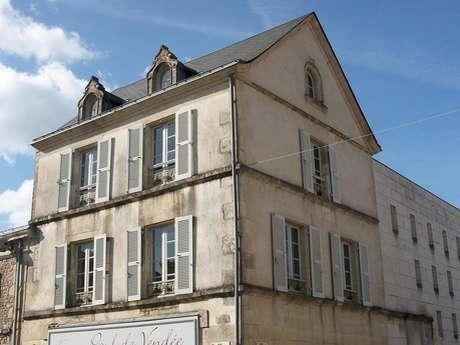 BUREAU D'INFORMATION TOURISTIQUE - FOUSSAIS-PAYRÉ