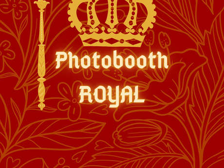 Photobooth Royal à l'Odysée !