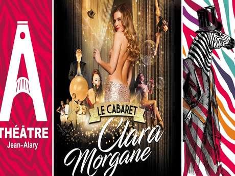 LE CABARET DE CLARA MORGANE - THEATRE JEAN ALARY
