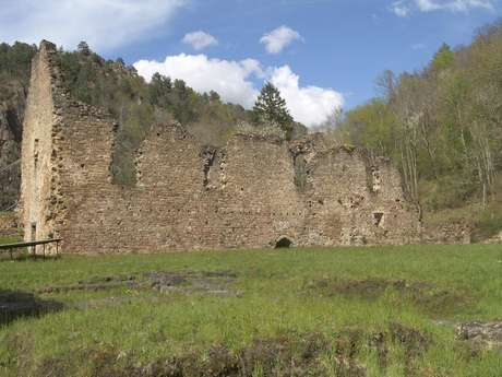 Circuit des monastères
