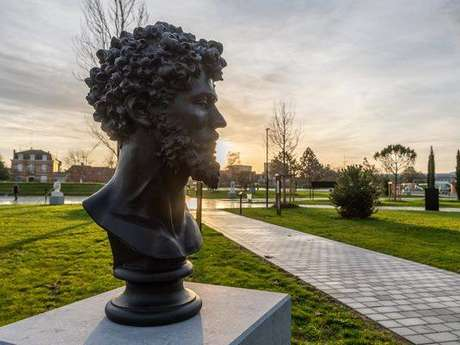 Journées du Patrimoine : Visite du Jardin Jacques Chirac, parc des Prix de Rome (ANNULEE)