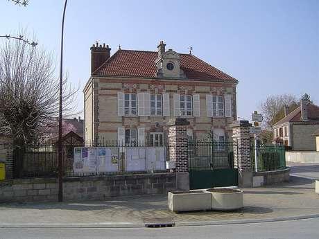 Mairie d'Isle Aumont