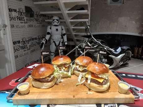 Bar à burger