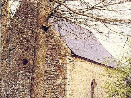 Chapelle Saint-Isaac et Saint-Cornély