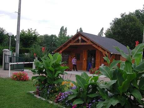 Camping municipal d'Onzain