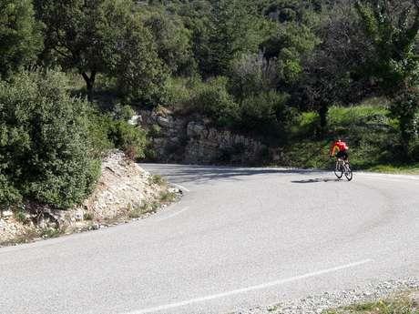 Cyclo - Le petit Galibier