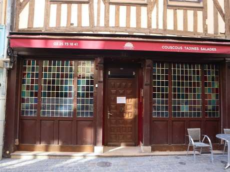 "Restaurant de l'Alhambra ""Maison Fenek"""