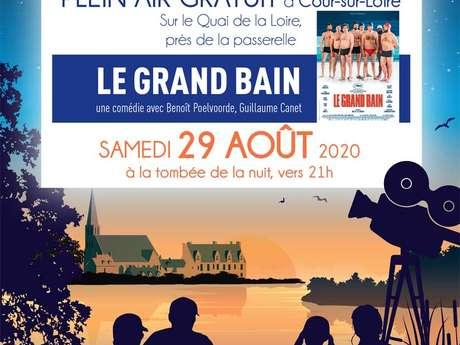 Ciné de plein-air Le Grand Bain