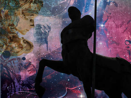 Theater program - Solal et le Centaure