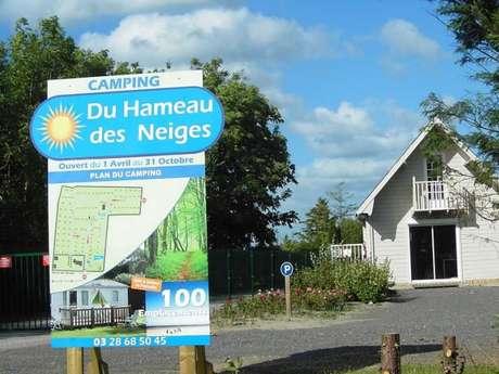 Camping du Hameau des Neiges