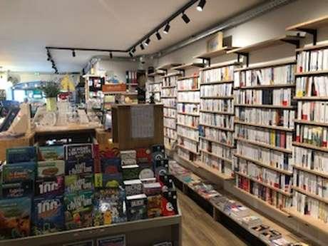 GRAND LARGUE Librairie Salon de thé