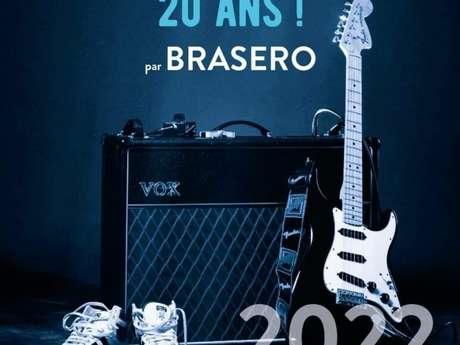 Brasero - Tribute Rapsat