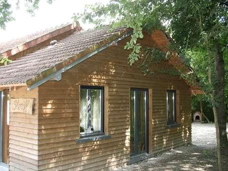 Western City - Cottage Supérieur