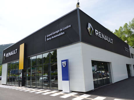 RENAULT MENDE - BONY AUTOMOBILES