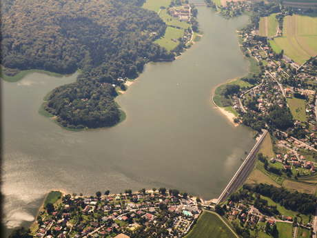 Circuit du Tour du Lac de Bouzey