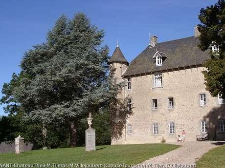 Circuit de randonnée : la château du Theil